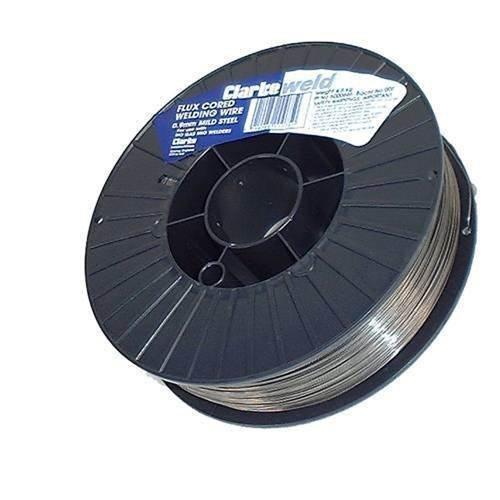 clarke-acero-templado-mig-soldadura-alambre-09mm-nucleo-fundente-numero-gas-045kg