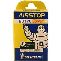 Michelin Airstop 350/16X1,75 Bici Cámara, Negro, Única