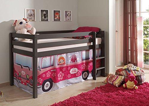 Etagenbett Bus : Luxus kinderbett für jungs etagenbett london bus rot bett