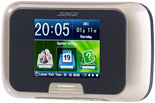 Somikon, digitale Eingangstür-Kamera mit manueller Foto- und - Kamera Videoaufnahmen Für