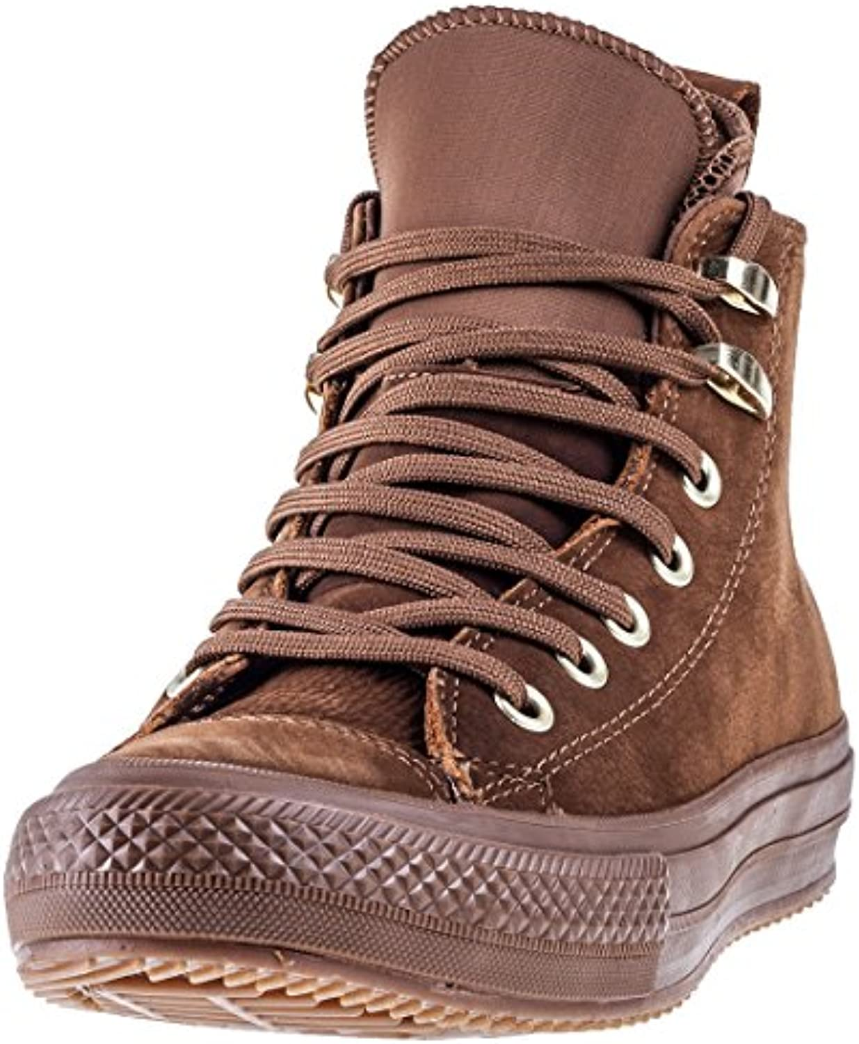 Converse Womens Chuck Taylor All Star Waterproof Boot Hi Nubuck Boots