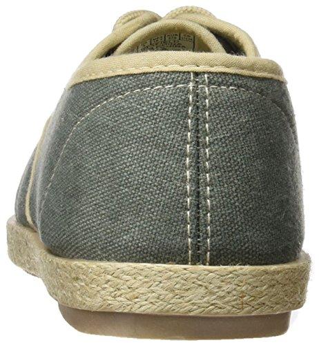 Springfield Yute Washed Cordones Sneaker Basse Uomo Verde green