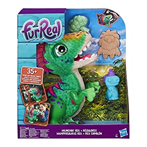 Furreal Friends - Dinosaurio Munchin Rex (Hasbro E0387EU4)