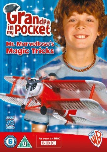 Grandpa In My Pocket: Volume 3 - Mr. Marvelloso's Magic Tricks [DVD] [2011] by James (Pocket Drei In Einem Trick)