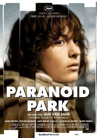 Paranoid Park Affiche du film Poster Movie Parc paranoïde (27 x 40 In - 69cm x 102cm) Austrian Style A