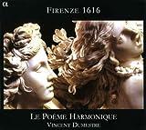 Firenze 1616, oeuvres de Belli, Saracini, Malvezzi & Caccini