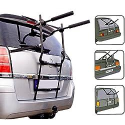 Moma - Portabicis universal trasero, capacidad para 3 bicicletas