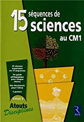 15 séquences de sciences au CM1