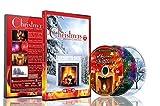 Weihnachten DVD - Ultimative Weihnachtskollektion XXL - 3 DVDs mit Kaminfeuer und Schneelandschaften