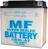 MZ Mastiff 66043,2cm vorne/Guss Rad cb9l-a2yb9l-a2Motorrad Batterie 1999–2005