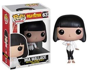 Funko - Pdf00003987 - Figurine Cinéma - Pop - Pulp Fiction - Mia Wallace