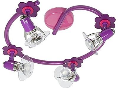 LILI IV Deckenlampe Deckenleuchte Kinderzimmerleuchte Kinderzimmerlampe von Nowodvorski bei Lampenhans.de