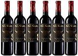 Pata Negra Toro Roble Vino Tinto - 6 Botellas x 750 ml - Total: 4500 ml