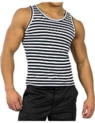 Camiseta, diseño ruso marinero, en varios modelos, Unterhemd, xx-large