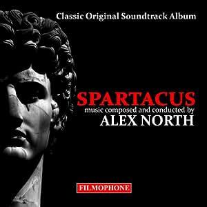 Spartacus (Classic Original Film Soundtrack)