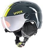 Uvex Kinder Visor Pro Skihelm