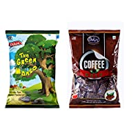 Oshon Green Mango & Coffee Gold Pouch Combo (Pack of 2)