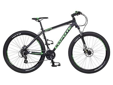 2017Coyote Spokane (Chevalet fixe pour homme 650B 69,8cm Roue de vélo de montagne