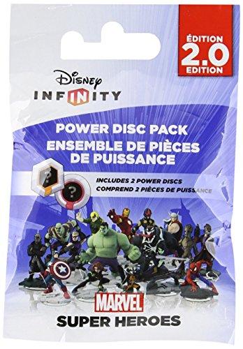 Disney INFINITY: Marvel Super Heroes (2.0 Edition) Power Disc Pack Marvel Super Hero Power Discs