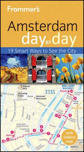 Frommer's Amsterdam Day by Day (Frommer's Day by Day - Pocket) by George McDonald (2012-02-14)
