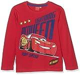 Disney Jungen T-Shirt 161167, rot, (Hersteller Größe: 4 Jahres)