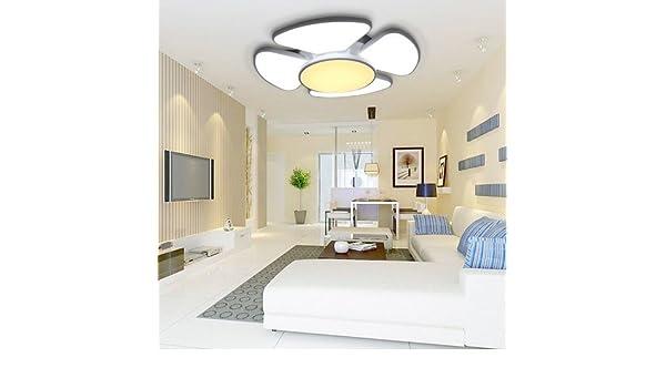 Plafoniere Ultra Sottile Salotto : Vingo® 90w led lampada da soffitto bianca naturale plafoniera