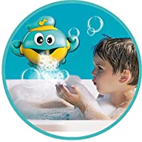 Conbo Bubble Machine for Baby Bath Toys, Musical Bathtub Bubble Toy Bubble Maker with Nursery Rhyme for Infant Baby Children Kids Happy Tub Time,Bubble Machine for Boys and Girls Aged 1 2 3 4