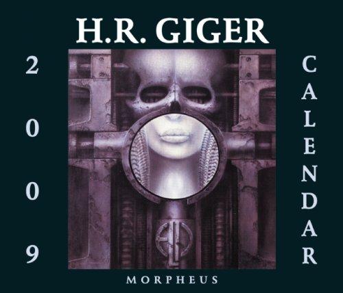 H. R. Giger 2009 Calendar