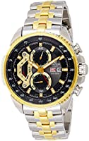 Casio Casual Analog Display Chronograph Watch For Men Ef-558Sg-1A