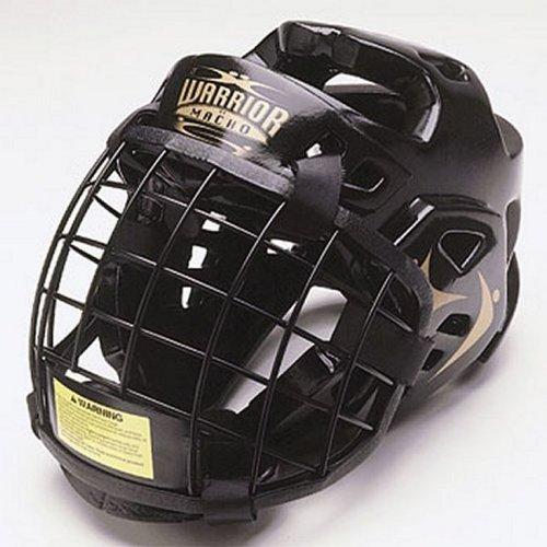 Macho Gesichtskäfig für Warrior Kopfbedeckung