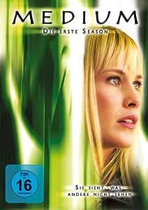 Medium - Season 1 (4 DVDs)