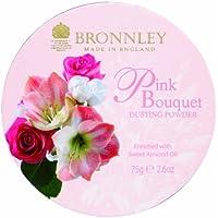 Polvos sueltos Bronnley con rosa rosa Ramo 75g