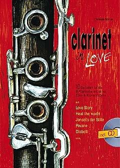 l. CD: 10 Balladen für 1-2 Klarinetten und Klavier [Musiknoten] Christoph Schröer (Paris Themen-spiele)