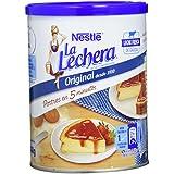 Nestlé La Lechera Leche condensada entera - Lata de leche condensada entera abre fácil - Caja