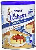 Nestlé La Lechera Leche Condensada Entera, Lata abrefácil - Caja de 12 x 740 gr