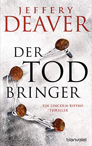 Buchseite und Rezensionen zu 'Der Todbringer' von Jeffery Deaver