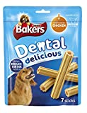 Bakers Dental Medium Dog Food Delicious Chicken,...