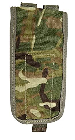 British Army MTP SA80 Doppel-Ammo-Tasche - Army Surplus Camouflage