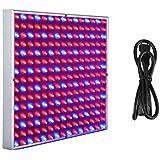 MCTECH 45W 225 LED Rouge Bleu LED Grow Light Lampe élèvent la Lumière pour la Croissance Intérieure des Plantes 2835 Puce,1.5m Longueur de Câble