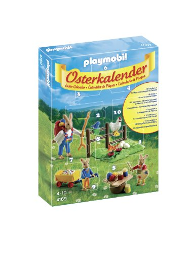 Playmobil 4169 Easter Calendar