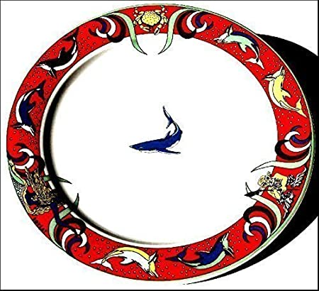 MARCO POLO BOPLA! Porcelain 27cm big Dinner PLATE Meat dishes Dinner PLATE Series  sc 1 st  Amazon UK & MARCO POLO BOPLA! Porcelain 27cm big Dinner PLATE Meat dishes ...