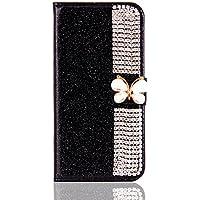 iPhone 6 Hülle,iPhone 6S Brieftasche Ledertasche Handy Hülle,Niedliche Vintage Slim dünn 3D Glitzer Bling Sparkle... preisvergleich bei billige-tabletten.eu