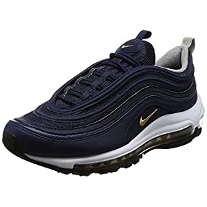 51kj3vVSNRL. SS300  - Nike Men's Air Max 97 Trainers