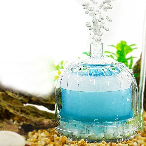 Berrose Aquarium Filter Tauchpumpe Wasserpumpe Luftsauerstoff angetrieben pumpen Bio-Filter Schwamm Box