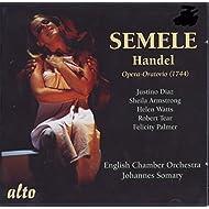 Handel: Semele, Opera/Oratorio 1744
