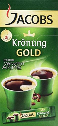Jacobs Krönung Instant-/ Löskaffee Sticks, 10er Pack (10 x 10 Getränke)