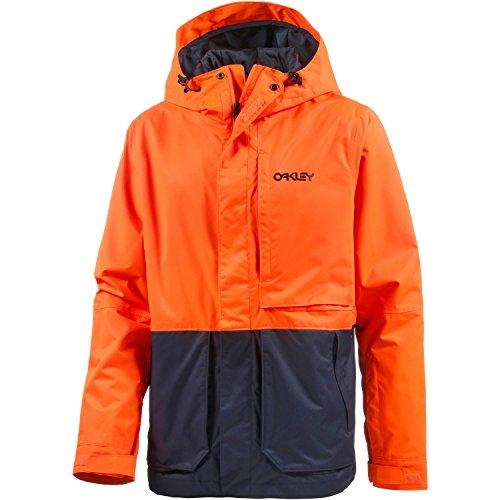 Oakley Highline 10K BZS Jacke Medium neon-orange