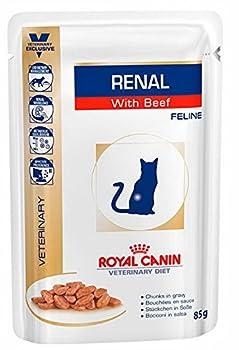 Royal Canin Renal Sachets Fraîcheur B½uf Nourriture pour Chat 12 x 85 g