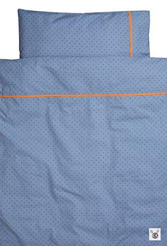 Farg Form skummis Parure pour enfant Bleu/Orange