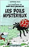 LES POILS MYSTERIEUX par Zola